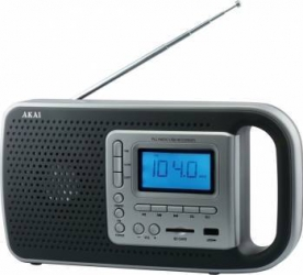 Radio Akai PR005A-420B Ceasuri si Radio cu ceas