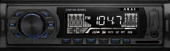 Radio auto Akai CA014A-6246U