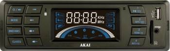 Radio Auto MP3 Akai STC-1606U