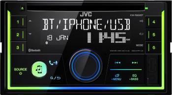 Radio CD auto JVC KW-R920BT 4x50W USB AUX Bluetooth Subwoofer control Player Auto