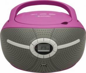 Microsistem Audio Blaupunkt Boombox BB6VL CD Player USB AUX 2x1.2W Sisteme Audio
