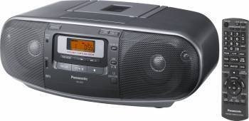 Radio Casette-CD player Panasonic RX-D55AEG-K USB Sisteme Audio