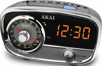 Radio cu ceas Akai CE-1401 Ceasuri si Radio cu ceas