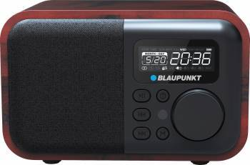 Radio cu ceas Blaupunkt HR10BT Black Ceasuri si Radio cu ceas