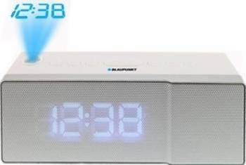 Radio cu ceas desteptator Blaupunkt CRP8WH Alb