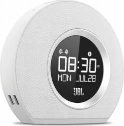Radio cu ceas JBL Horizon Bluetooth Alb Ceasuri si Radio cu ceas