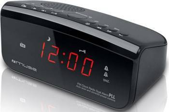 Radio cu ceas Muse M-12 CR