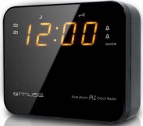 Radio cu ceas Muse M-175 CR