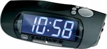 Radio cu ceas TREVI RC 850 Negru Ceasuri si Radio cu ceas