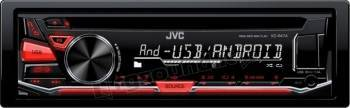Radio MP3 Player Auto JVC KD-R474 USB AUX