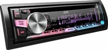 Radio MP3 player auto JVC KD-R761EY USB AUX Bluetooth Ready