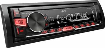 Radio MP3 player auto JVC KD-X220EY USB AUX