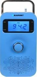 Radio portabil Blaupunkt PP10BL MP3 FM PLL SD USB AUX cu acumulator