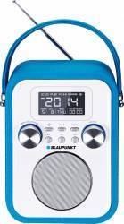 Radio portabil Blaupunkt PP20BL Bluetooth Blue USB SD Ceasuri si Radio cu ceas