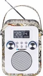 Radio portabil Blaupunkt PP20MP Bluetooth White USB SD