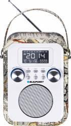 Radio portabil Blaupunkt PP20MP Bluetooth White USB SD Ceasuri si Radio cu ceas