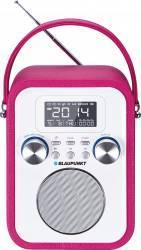 Radio portabil Blaupunkt PP20PK Bluetooth Pink USB SD Ceasuri si Radio cu ceas