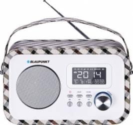 Radio portabil Blaupunkt PP25GD MP3 FM SD USB AUX cu acumulator Ceasuri si Radio cu ceas