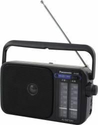 Radio portabil Panasonic RF-2400EG9-K Negru Ceasuri si Radio cu ceas