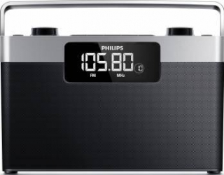 Radio portabil Philips AE243012 Black