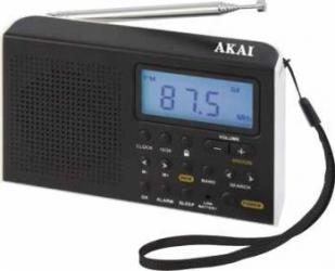 Radio cu ceas Akai AWBR-305