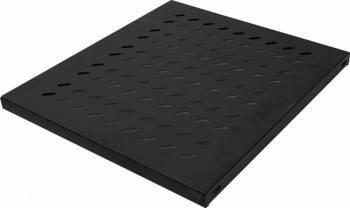 Raft fix Intellinet 1U 525mm negru Rack uri Server