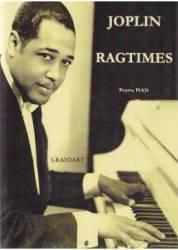 Ragtimes pentru pian + Cd - Joplin