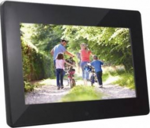 Rama Foto Digitala Braun DigiFrame 1091 10.1 inch Neagra
