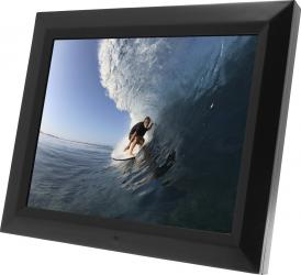 Rama foto digitala KitVision DPF20BKK 20 inch Black Rame Foto