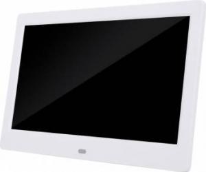 Rama foto digitala PS-DPF1004B TFT LCD de 10.1 inch cu telecomanda alb Rame Foto