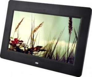 Rama foto digitala PS-DPF1004E TFT LCD de 10.4 inch cu telecomanda negru Rame Foto