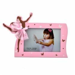 Rama foto balerina format 15x10 cm lemn Rame Foto