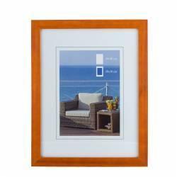 Rama foto din lemn aspect tablou 30 x 40 cm cires Rame Foto