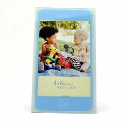 Rama foto telefon mobil format 10x15 cm sticla albastru Rame Foto