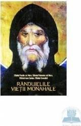 Randuielile vietii monahale cartonat - Vasile cel Mare Pahomie cel Mare Ioan Casian