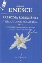 Rapsodia romana nr.1 pentru pian - George Enescu Carti