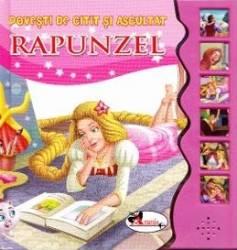 Rapunzel - Povesti de citit si ascultat Carti
