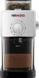 Rasnita Cafea Minimoka GR- 0278 110W 180g Sistem de siguranta Negru-Inox Rasnite