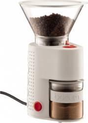 Rasnita de cafea Bodum BIstro 220g White