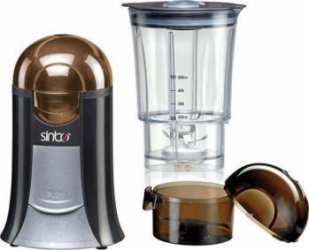 Rasnita De Cafea Sinbo Scm-2914 150w 60g Functie Pulse Lame Inox Negru