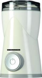 Rasnita Heinner HCG-150P 150W Capacitate 50g Lame din Inox Rasnite