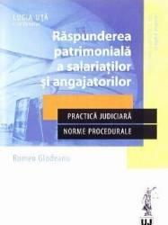 Raspunderea patrimoniala a salariatilor si angajatilor - Romeo Glodeanu Carti