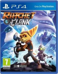 Joc Ratchet and Clank PS4 Jocuri