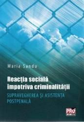 Reactia sociala impotriva criminalitatii - Maria Sandu