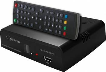 Receptor Digital eSTAR Terestru DVB-T2/T Full HD