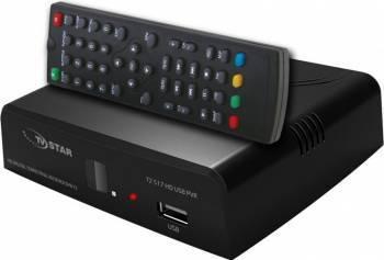 Receptor Digital eSTAR Terestru DVB-T2/T Full HD