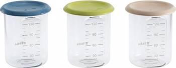 Recipient ermetic hrana 120ml - Diverse Culori