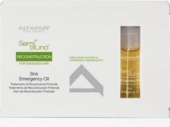 Serum Alfaparf Reconstruction SOS Oil Serum, Defrizante, Spray