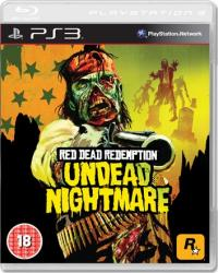 Red Dead Redemption Undead Nightmare PS3 Jocuri