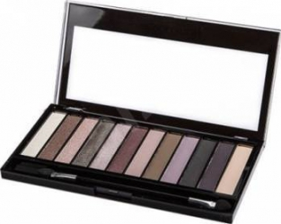 Paleta de culori Makeup Revolution London Redemption - Romantic Smoked Make-up ochi